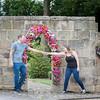 0014 - Wedding Photographer Yorkshire - Rogerthorpe Manor Engagement Photography -