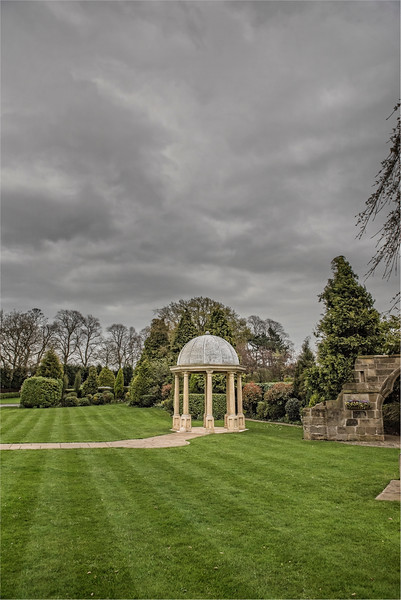 0001 - Wedding Photographer Pontefract - Rogerthorpe Manor Wedding Photography  -