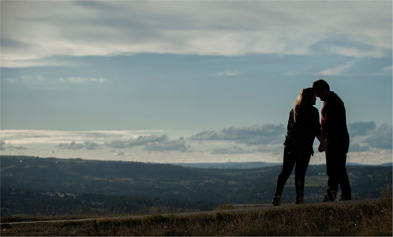 0021 - Castle Hill Photography - Engagement Photograpy at Castle Hill Huddersfield -