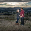 0060 - Castle Hill Photography - Engagement Photograpy at Castle Hill Huddersfield -