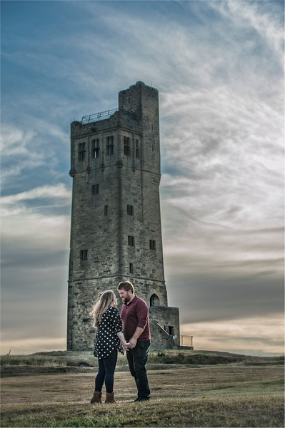 0059 - Castle Hill Photography - Engagement Photograpy at Castle Hill Huddersfield -