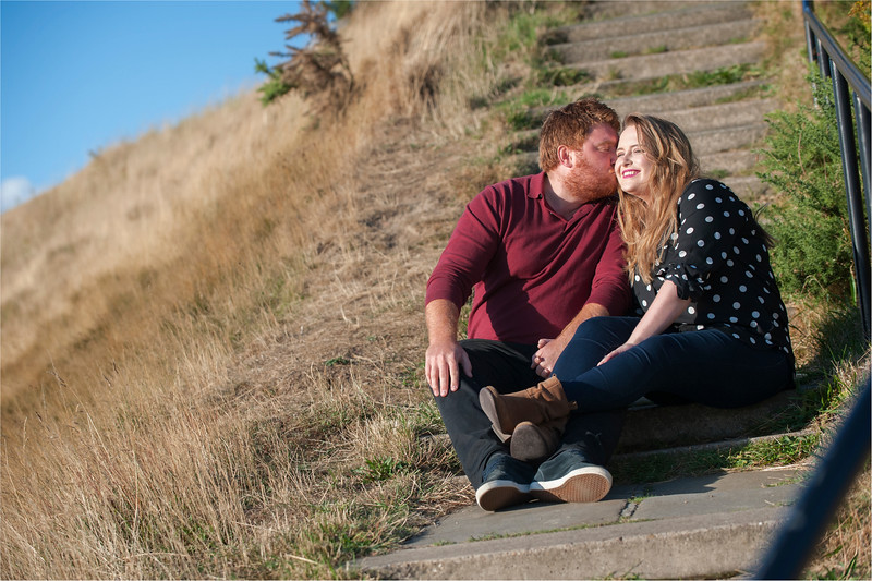 0024 - Castle Hill Photography - Engagement Photograpy at Castle Hill Huddersfield -