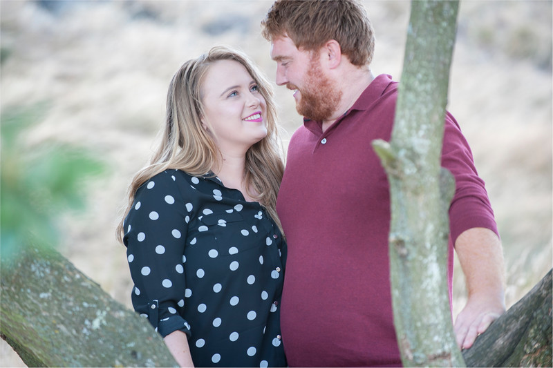0043 - Castle Hill Photography - Engagement Photograpy at Castle Hill Huddersfield -
