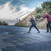 0057 - Castle Hill Photography - Engagement Photograpy at Castle Hill Huddersfield -