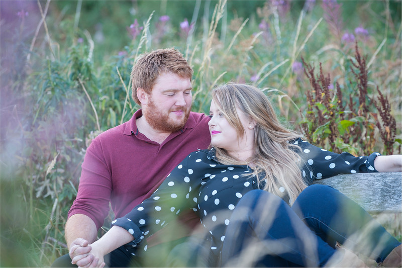 0047 - Castle Hill Photography - Engagement Photograpy at Castle Hill Huddersfield -