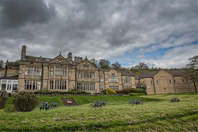 0001 - Wedding Photographer Yorkshire - Hollins Hall Wedding Photography -