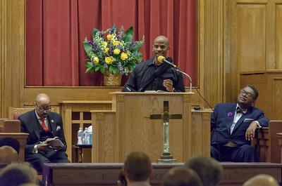 PWP2018-Monday The Rev. Dr. Jerry M. Carter, Jr.