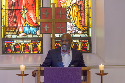 PWP2018-Wednesday Chapel The Rev. Dr. Mark Kelly Tyler