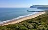 Dlhočizná pláž Skinningrove