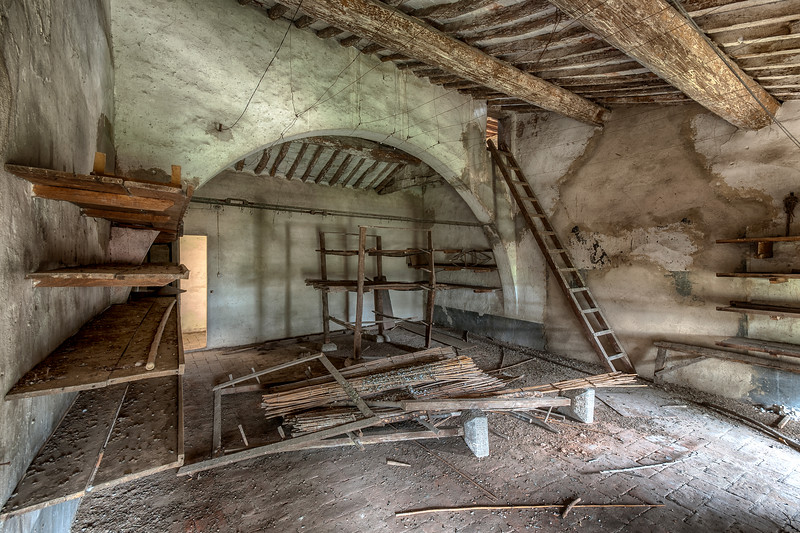 The attic of the past