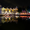 Rotterdam Oude Haven by night