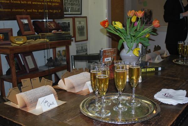 Prefect Etiquette Dinner Spring 2016