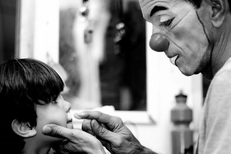 De pai para filho.
