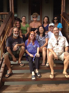 KBF Dream Team - We held a daylong retreat in August of 2015 to  envision the future of the Kona Brewers Festival.
