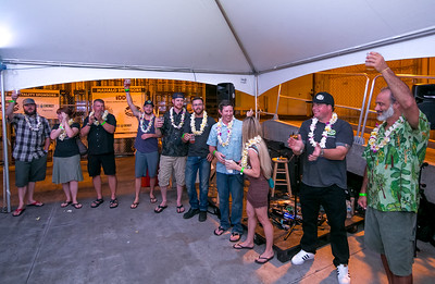 Proud to honor the Kona Brewing Company's hometown brewers.