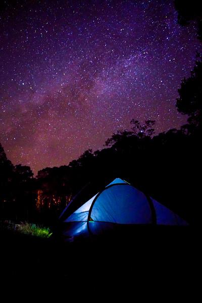 Galactic Camping