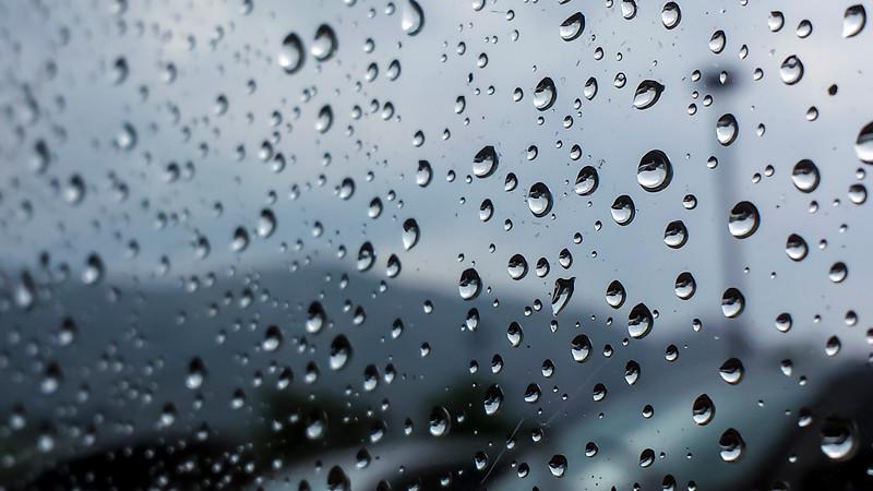 Stormy Flatirons