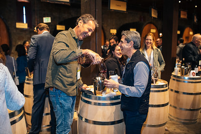 Premiere Napa Valley Barrel Tasting