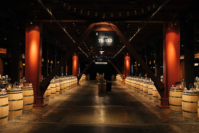 Premiere Napa Valley Barrel Tasting