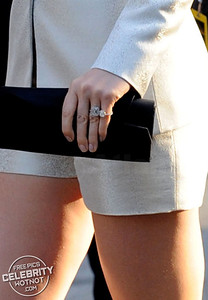 Gwyneth Paltrow Dazzles In Armani Short Suit, LA