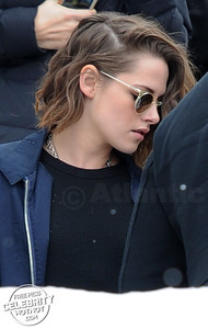 Kristen Stewart is in The Brotherhood of Vans Fashioning Cool 70s Jacket, Utah