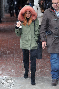 Brittany Snow…in the Snow!
