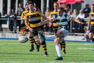 Merthyr v Newport at The Wern, Principality Premiership, Saturday 23 September 2017