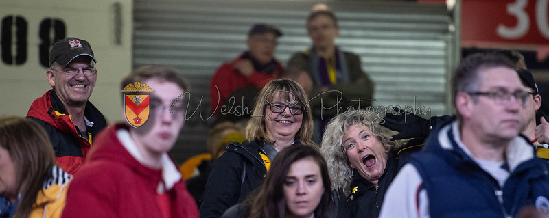 18-04-29 Newport v Merthyr - WRU National Cup Final