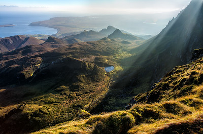 The Quiraing | Isle of Skye, Scotland