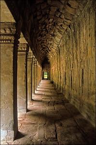 Solitude Echoes - Ta Prohm, Cambodia