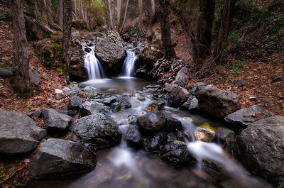 Kryos Potamos Waterfalls | Cyprus