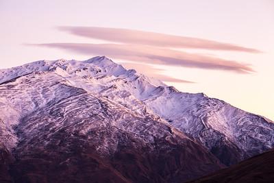 End Peak, Harris Mountains, Motatapu Valley, Otago