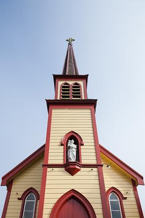 St Joseph's Church, Jerusalem (Hiruharama), Whanganui