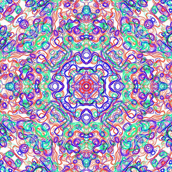 John Patrick Edmond Pattern I