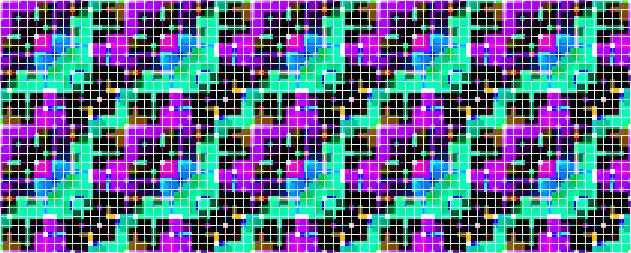 Garrett Pattern