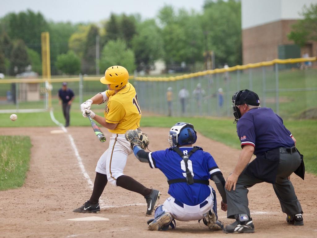 . A look at the top prep baseball photos from the 2017 season around Oakland County. (Oakland Press file photo)