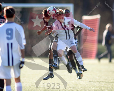 South Kent School Basketball Prep Soccer vs St Marks 11/15/17