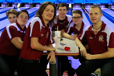 The MHSAA held their Division I Region 3 individual bowling Regional at 300 Lanes in Waterford on Saturday. The top 10 boy and girl bowlers move on to the State Finals in Sterling Heights. (MIPrepZone photo by Timothy Arrick)