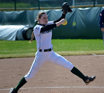 Waterford Kettering picked up a pair of wins over Walled Lake Central on Wednesday, winning by scores of 11-1 (five innings) and 9-2. (MIPrepZone photo by Drew Ellis)