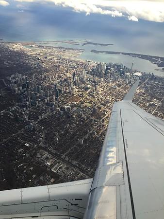 Arriving in Toronto for IEEE N3XT 2015!