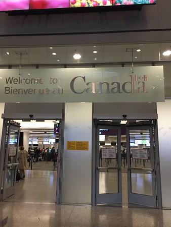IEEE Staff arrives in Toronto, Canada