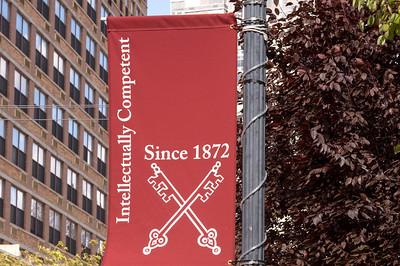 New Warren Street Banners, 2011-12