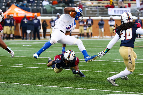 2017 NCHSAA Championship Mallard Creek vs Wake Forest