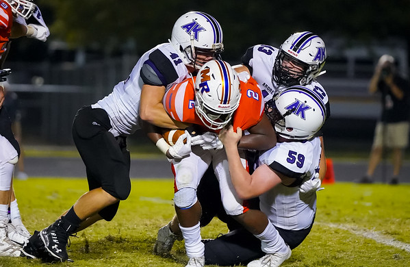 2018 Ardrey Kell at Marvin Ridge