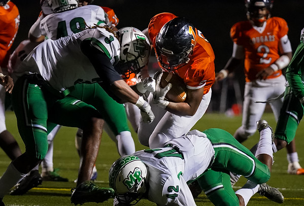 2018 Myers Park at Vance Regional Final