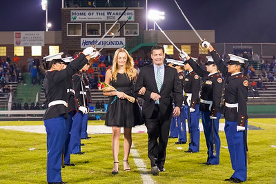 2018 MR at Weddington -Homecoming-07352