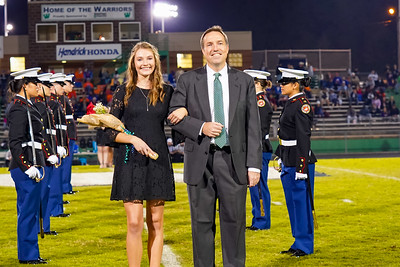 2018 MR at Weddington -Homecoming-07367
