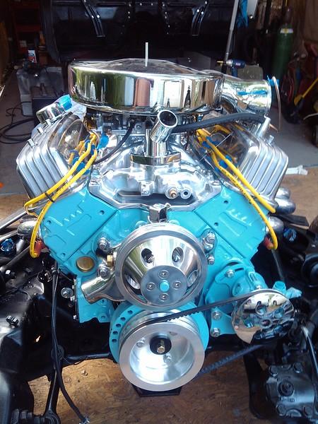 DAMN that's purdy. Little bitty GM power steering pump from a Pontiac Sunbird.