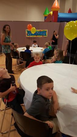 Preschool Graduation Party
