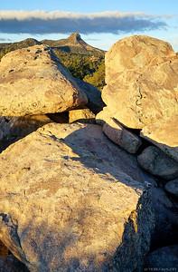 Granite and Basalt
